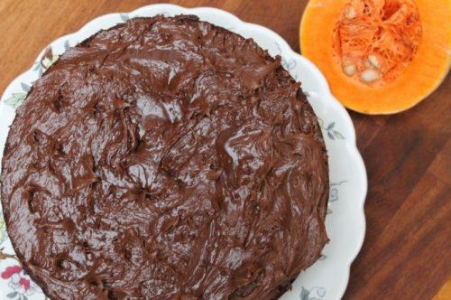 Chocolate Squash Cake | Veggie Desserts Blog