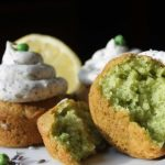 Pea, Lemon and Lavender Cupcakes Recipe