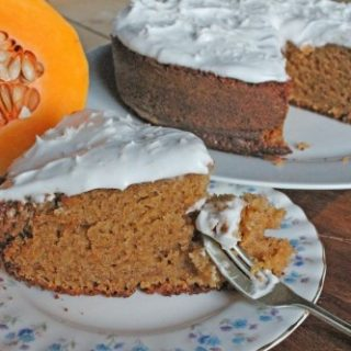 Roasted Squash Spice Cake
