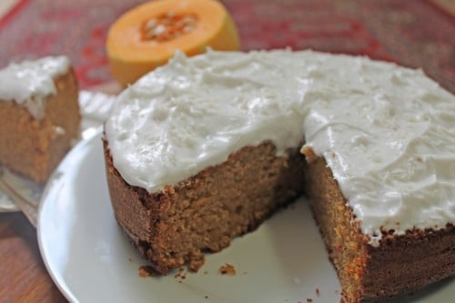 Roasted Squash Spice Cake | Veggie Desserts