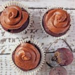Beetroot Chocolate Cupcakes
