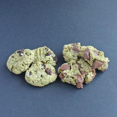 Avocado Oat Cookies