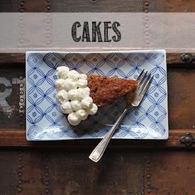 VEGGIE DESSERTS | CAKES