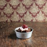 Black Forest Cherry Chocolate Avocado Mousse