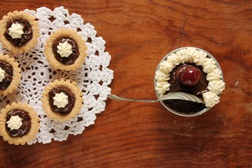 Black Forest Cherry Chocolate Avocado Mousse   Veggie Desserts
