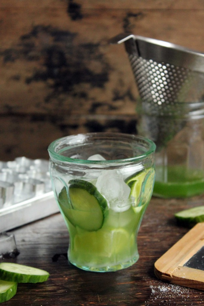 Cucumber Caipirinha Cocktail   Veggie Desserts