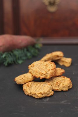 Sweet Potato and Ginger Cookies | Veggie Desserts