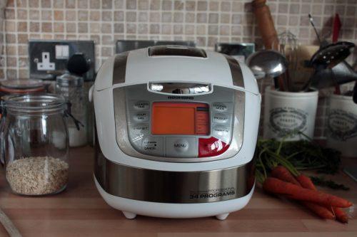 Carrot Cake Oatmeal in a Redmond Multicooker | Veggie Desserts Blog