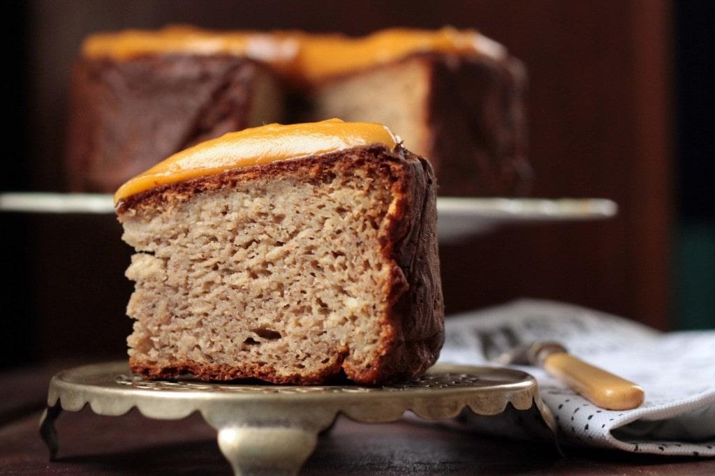Parsnip Nutmeg Cake with Sweet Potato and Ginger Frosting   Veggie Desserts Blog