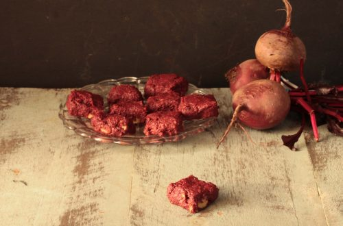 Raw Red Velvet Beet Cacao Brownies with Walnuts   Veggie Desserts