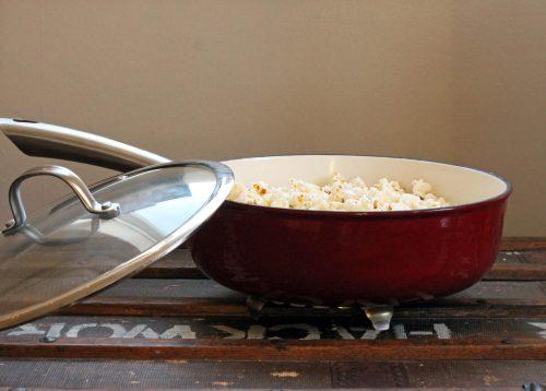 Review: Stellar Cast Iron Saute Pan | VeggieDesserts