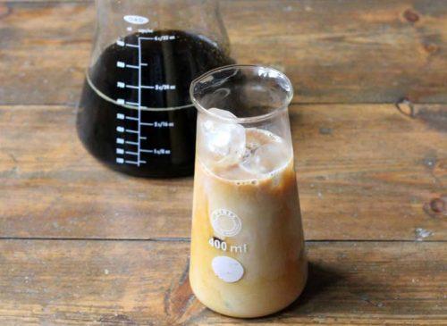 Cardamom Infused Cold Brew Iced Coffee | Veggie Desserts Blog