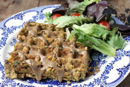 Falafel Waffles   Veggie Desserts Blog