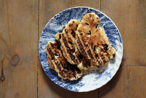 Ginger Miso Cauliflower Steaks | Veggie Desserts Blog