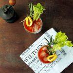 Wake Up Mary - An Alcohol-Free Coffee Bloody Mary | Vegan | VeggieDesserts Blog