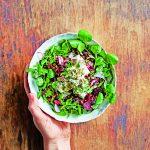 Leon's Beetroot Labneh Dukkah Salad