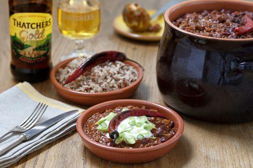 Food and Cider Pairing Dinner Party Menu | Veggie Desserts Blog