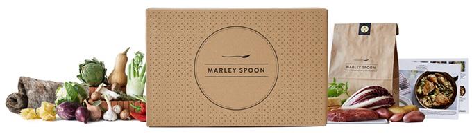Marley Spoon Giveaway