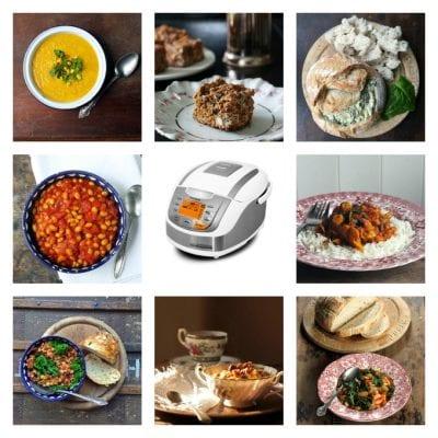 Redmond Multicooker Recipes | Veggie Desserts Blog