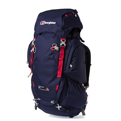 Berghaus Trailhead 60L | Family Camping Essentials | Veggie Desserts Blog