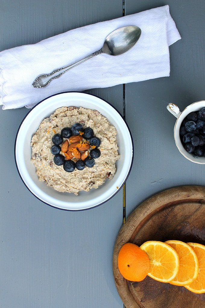 Bircher Muesli | Veggie Desserts Blog