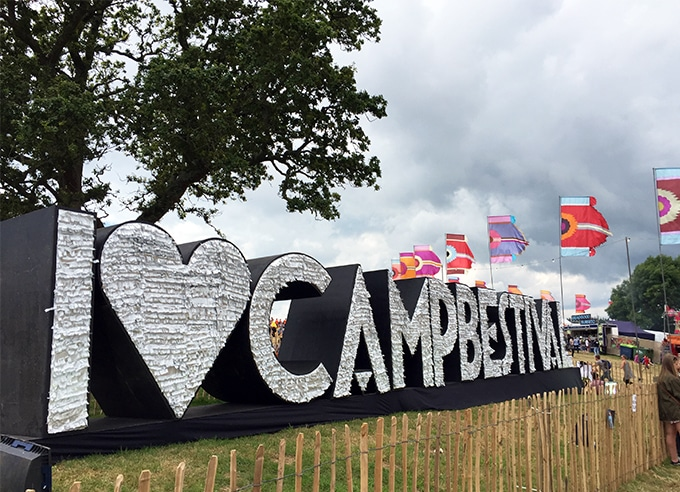 Camp Bestival Review  | Veggie Desserts Blog