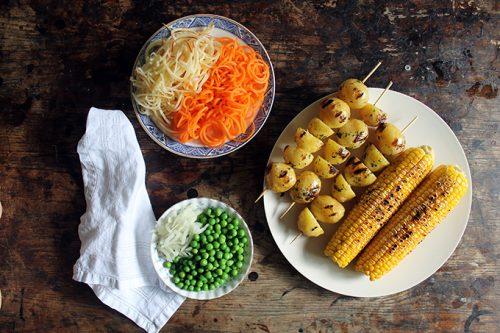 Brazilian Gaucho Potato Salad   Veggie Desserts Blog