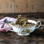 Maca Oatmeal with Honey Seed Shards | Veggie Desserts Blog