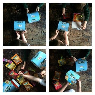 Toddlers: Organix No Junk Journey