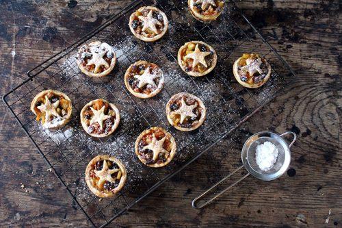 Healthy Carrot and Apple Mince Pies | Organix No Junk Journey | Veggie Desserts Blog