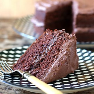 The Best Vegan Chocolate Cake Veggie Desserts
