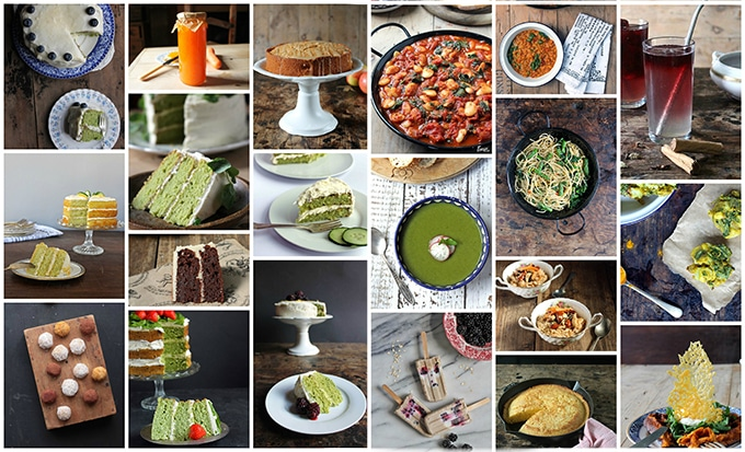 Top 20 Recipes of 2016 - Veggie Desserts Blog