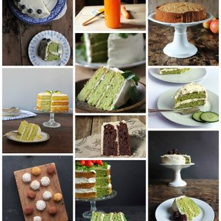 Top Vegetable Dessert Recipes of 2016