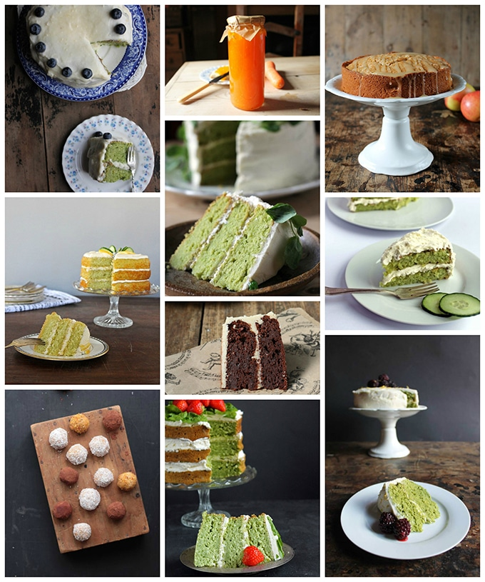 Top 10 Vegetable Dessert Recipes of 2016 | Veggie Desserts Blog
