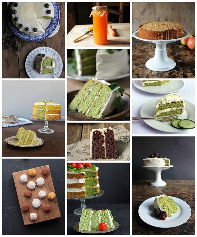 Top Vegetable Dessert Recipes Of 2016