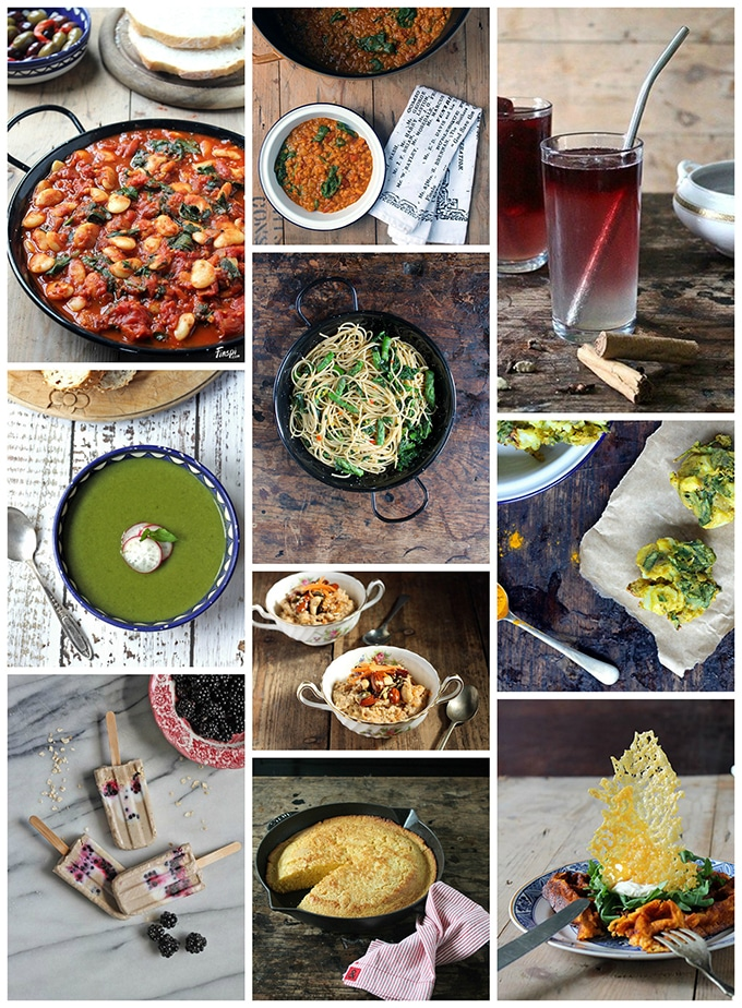 Top 10 Vegetarian and Vegan Recipes of 2016 | Veggie Desserts Blog by Kate Hackworthy