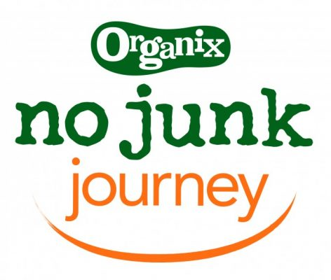 Organix No Junk Journey | Veggiedesserts.co.uk