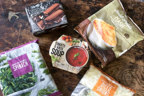 Iceland Foods Mother's Day Meal | Power of Frozen | Veggie Desserts