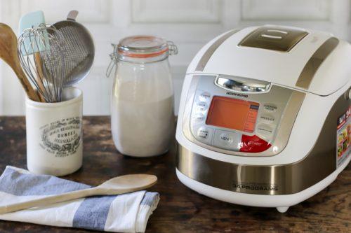 Redmond Multicooker   Veggie Desserts Blog