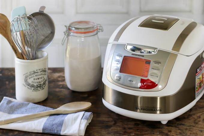 Redmond Multicooker | Veggie Desserts Blog