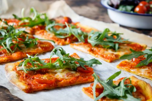 Carrot Pizza with Carrot Pizza Sauce   Veggie Desserts Blog