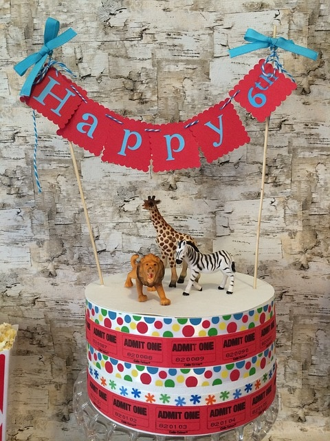 Healthier Kids Birthday Party Tips | Veggie Desserts Blog
