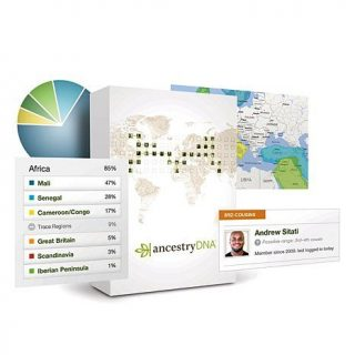 Win an Ancestry DNA Kit RRP £79 {Review}