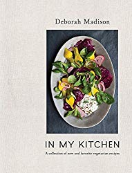 In My Kitchen vegetarian cookbook cover