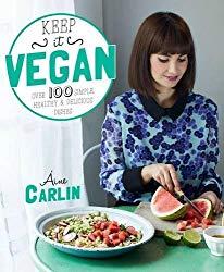 Keep it Vegan cookbook cover