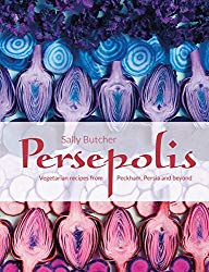 Persepolis vegetarian cookbook cover
