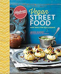 Vegan Street Food cookbook cover
