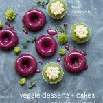 Veggie Desserts Cookbook Cover Reveal