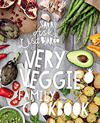 Cover - very veggie family cookbook