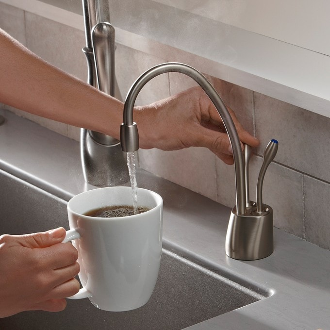 Win an InSinkErator Instant Hot and Cold Tap RRP £499